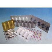 Автоматические линии производства и упаковки суппозиториев фото