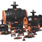 Кран стальной 11с/КШ-сварка (L-210), DNxPN 15x40 фото