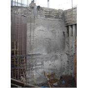 Торкретирование набрызг-бетон на любую высоту фото