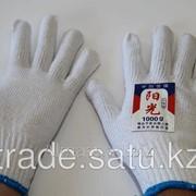 Перчатки х\б плотный фото