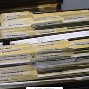 Хранение архивных документов фото