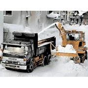 Уборка и вывоз снега Уральск фото