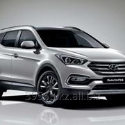 Автомобиль Hyundai Santa Fe фото