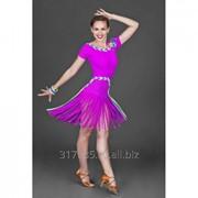Платье латина Fenist Косичка 281 фото
