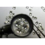 Оценка алмазного сырья, оценка бриллиантов фото