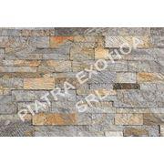Камень натуральный облицовочный 25+5см цвет: Dioli фото