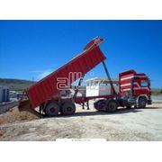 Автоперевозки негабаритных тяжеловесных грузов фото