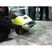 Чистка (химчистка) ковров, ковровых напольных покрытий фото