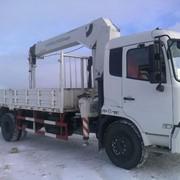 Аренда Манипуляторов 9 и 12 тонн,на длительный срок фото
