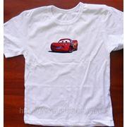 Надпись на детскую футболку.