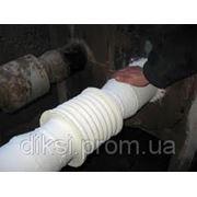 Теплоизоляция теплотрас и паропроводов фото