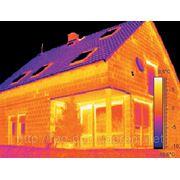 Тепловизионная диагностика зданий и сооружений фото