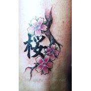 Татуировка, фото фото