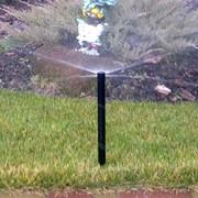 Системы полива RainBird, проектирование, монтаж фото