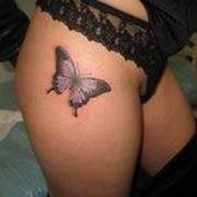 Перекрытие старых татуировок в Киеве фото