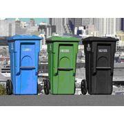 Сбор и переработка пластмасс полистирола фото