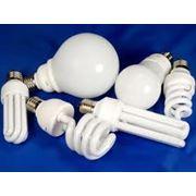 Утилизация отработанных ламп фото