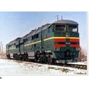Ремонт железнодорожных локомотивов двигателей и вагонов фото