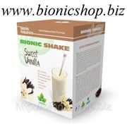 BIONIC SHAKE SACHETS, для безопасного похудения, без необходимости четко придерживаться графика приёма пищи.
