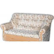 Елизавета МДФ диван выкатной фото