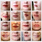 Перманентный макияж, татуаж губ, татуаж бровей, татуаж век, коррекция татуажа, контурный макияж фото