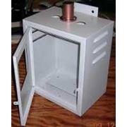 Шкаф для газового счетчика металлический фото