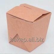 Упаковка для лапши самосборная Лапша 560 фото