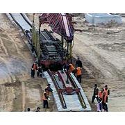 Введение железнодорожной колеи в эксплуатацию Введение железной дороги в эксплуатацию фото