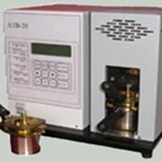 Аппарат автоматический для определения температуры вспышки в закрытом тигле «АТВ-20» фото