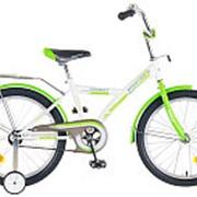 """Велосипед NOVATRACK 20"""" YT FOREST белый-зеленый 201FOREST.WT5 #085498 фото"""