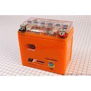 Аккумулятор 5Аh (гелиевый, оранж) 112/70/105мм фото