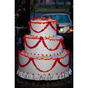 Бутафорский пирог своими руками