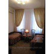 Двухместный номер с удобствами. Гостиницы Феодосии. Раннее бронирование 2013 года (№5) фото