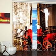 """Фотошторы """"Огненная колесница"""" фото"""