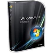 Установка программного обеспечения Windows Vista фотография