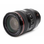 Объектив Canon EF 24-105mm f/4L IS USM (аренда) фото