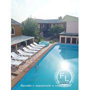Феодосия Золотой пляж. Мини гостиница с бассейном фото