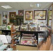 Оформление картин в рамы, фоторамы, салон на Выборгской, г. Киев фото