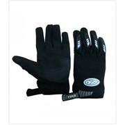 Перчатки МТ805 black XL фото