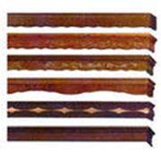 Карнизы деревянные