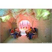 Соляные пещеры фото