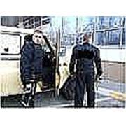 - Охрана и сопровождение грузов и материальных ценностей (инкассация)