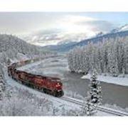 Железнодорожные перевозки вещей ценностей материалов. фото