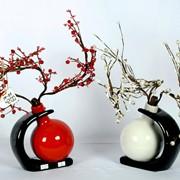 Декоративная ваза фото