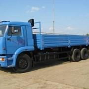 Услуги бортового грузовика.  фотография