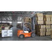 Услуги временного хранения импортируемых экспортируемых и транзитных грузов фото