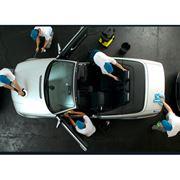 Химчистка салонов автомобилей профессиональным оборудованием фото