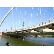 Строительство и монтаж мостов и эстакад фото