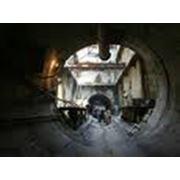 Строительство тоннелей авто и железнодорожных фото