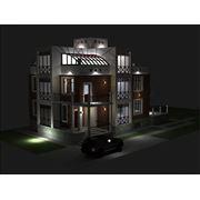 Проектирование жилых домов и коттеджей жилых комплексов и массивов фото